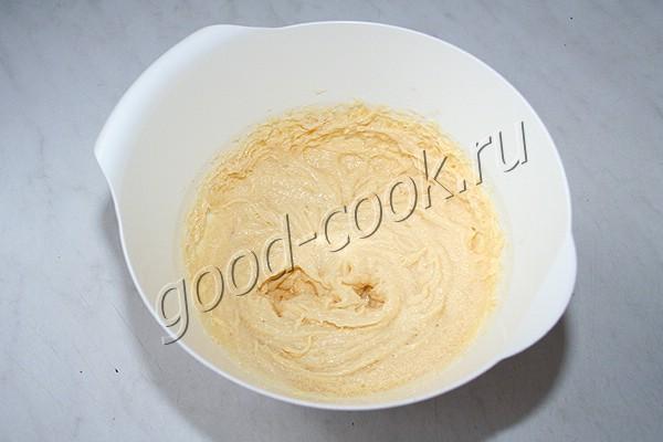 медовые кексы на кефире
