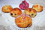 пасхальные творожные булочки