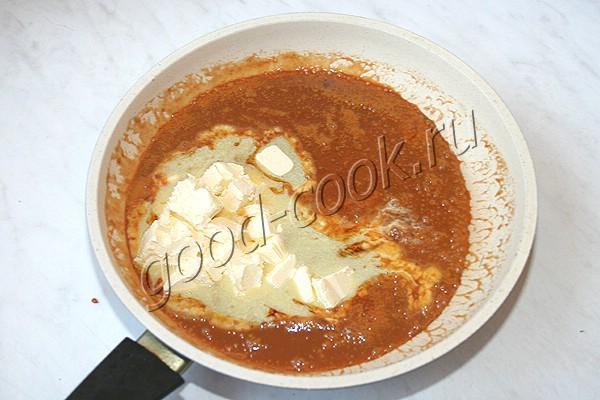 карамель (на сливочном масле)