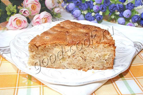 яблочный пирог по-английски