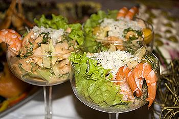 рецепт салата морской коктейль с фото