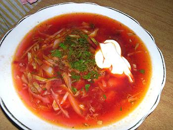 узбекский борщ рецепт с фото