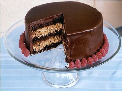 Торт Фруктовая горка, торт полет и торт с черносливом...