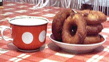 рецепты пончиков для половника для пончиков