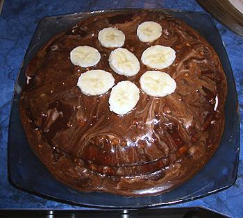 Начинка для бисквитного торта для детей фото 2