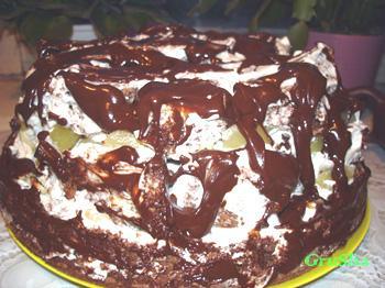 молдавский торт чокырлия рецепт