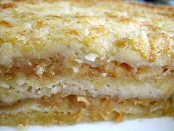 рецепты пирог яблочный с фото