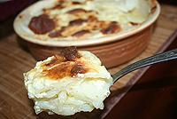 картофельная запеканка по-французски