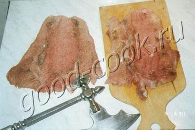 мясо по-таежному