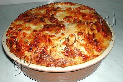 хлебная запеканка с сыром
