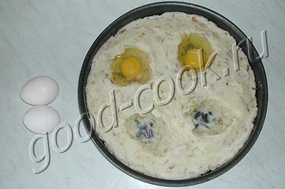 сельский картофельный пирог