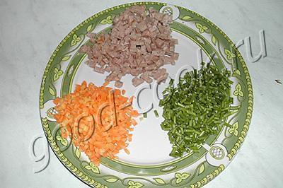 рис с овощами по китайским мотивам