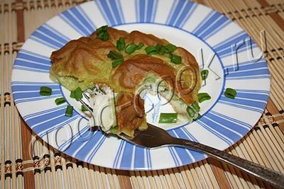 рыба запеченная под зеленым пюре