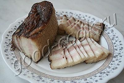 свиной шашлык в банке