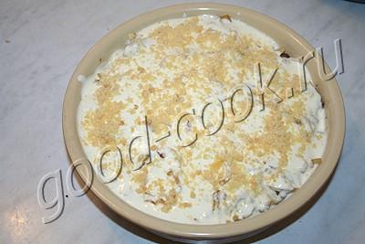 жареная куриная печень с луком и сметаной рецепты