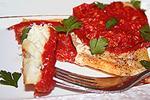 рыба запеченная под помидорами
