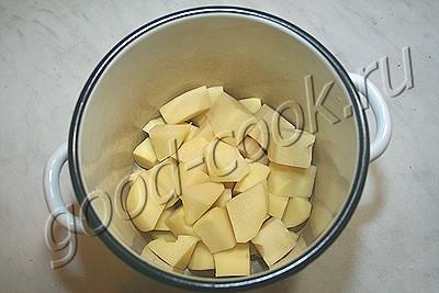 фасолево-картофельные котлеты