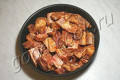 Свинина запеченная в апельсиновом маринаде – кулинарный рецепт