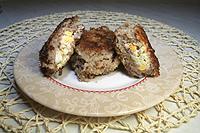 котлеты-гречаники фаршированные яйцами