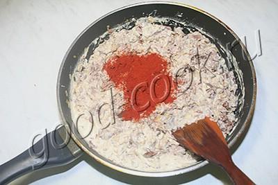 запеканка из картофеля и варёного мяса