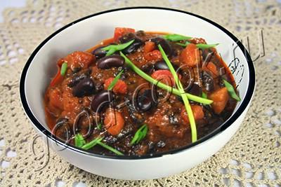 Второе блюдо мясо рецепт
