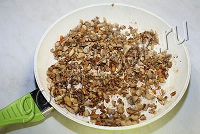 перцы фаршированные грибами и рисом