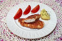 куриные палочки в толстой панировке