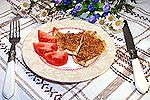 куриные отбивные запеченные под сырной корочкой