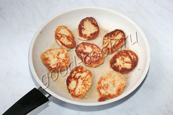 оладьи хлебно-куриные
