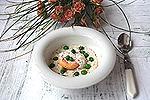 яйцо-пашот в сырном соусе
