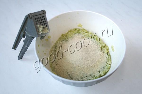 капустные котлеты (постные)