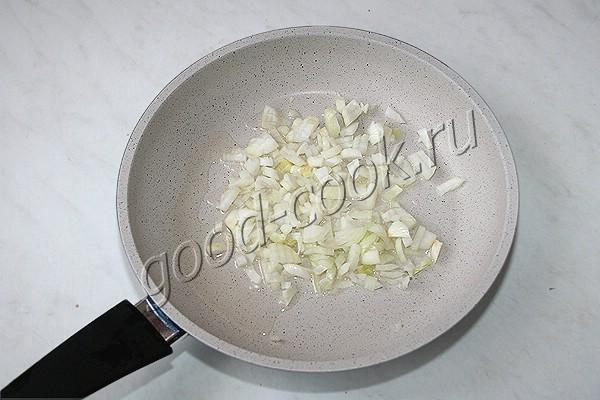 омлет с кабачками