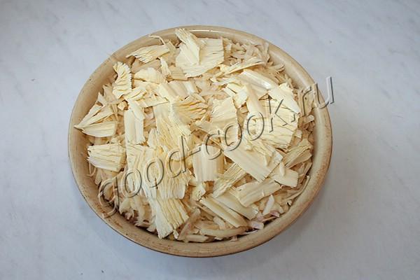 картофельный пирог с фаршем