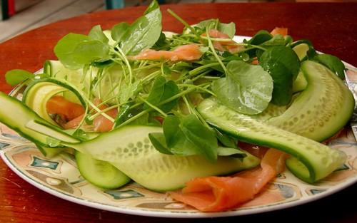 Кресс салат рецепты с
