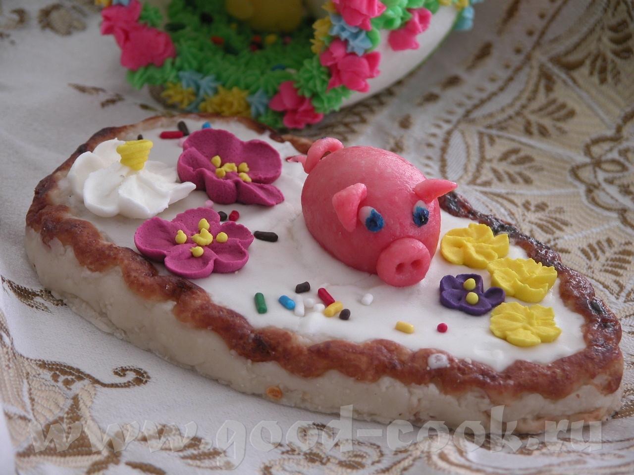 Марципан для торта своими руками рецепты для начинающих