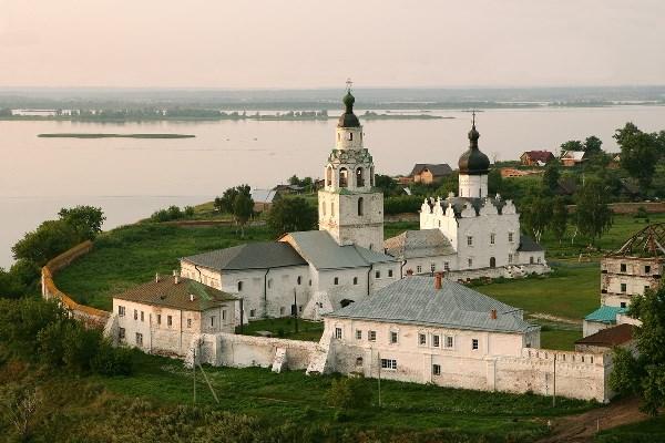 Крепость Свияжск