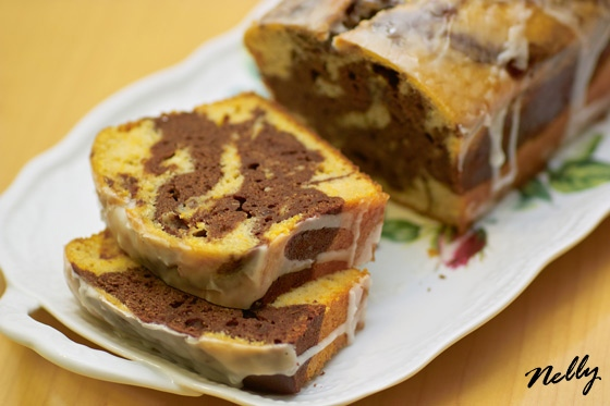 Кекс этот родился в результате утилизации двух видов пюре: яблочного и тыквенного