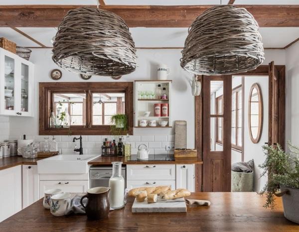 кухня в стиле хюгге