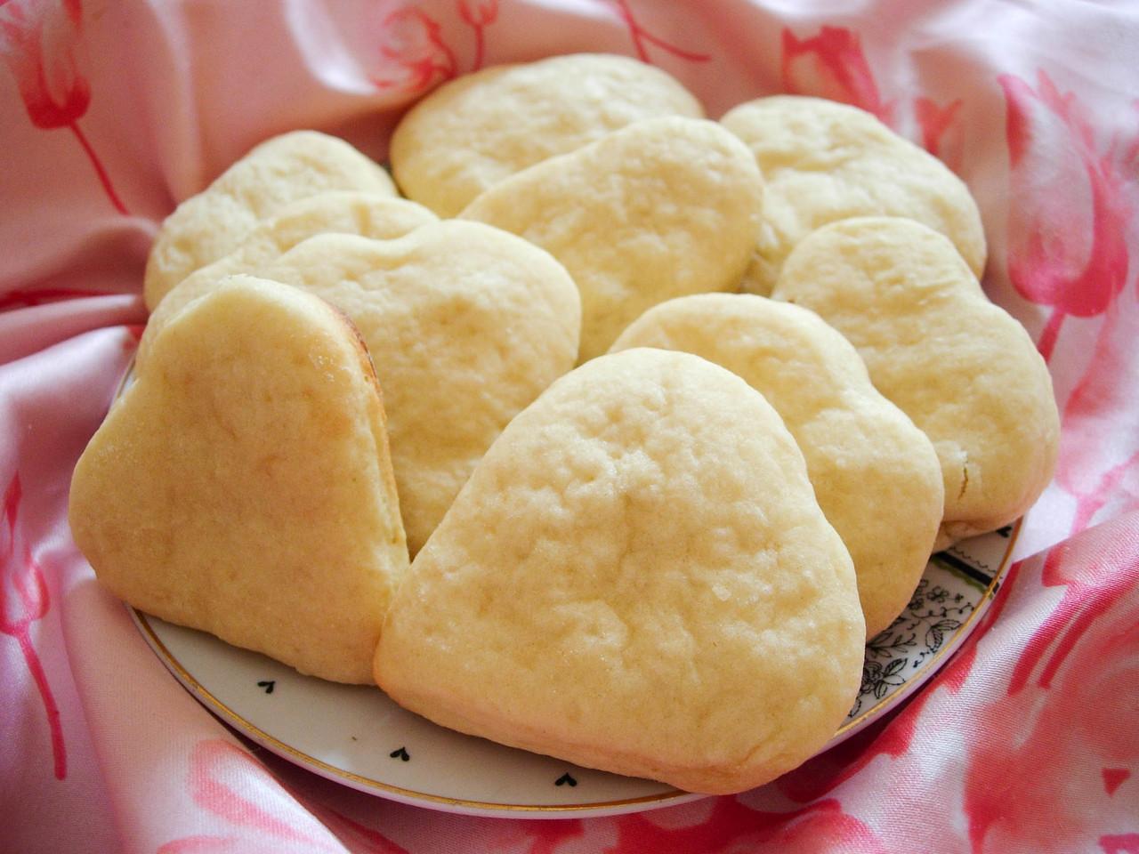 Творожное печенье простой рецепт 16 фотография