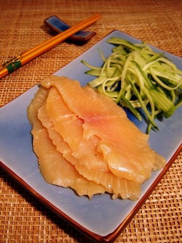 Лосось, маринованный по-таиландски *рецепт из журнала Saveurs (Савёр