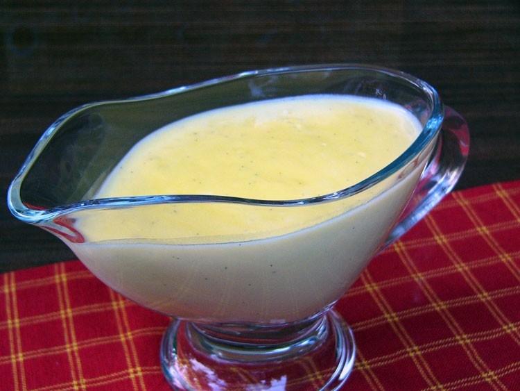 Рецепт - Виноградный соус для шашлыка.