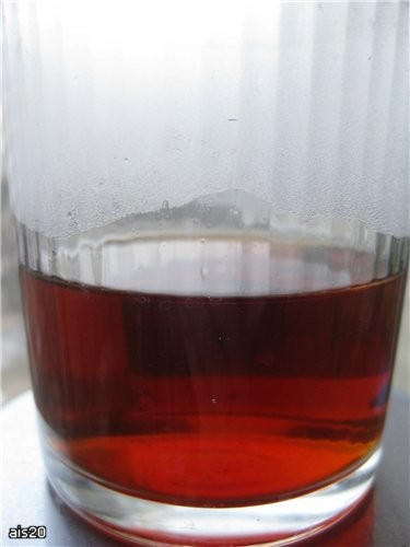 Отвар шиповника на водяной бане Ингредиенты: - 1/2 стакана засушенного цельного шиповника - 4 стака...