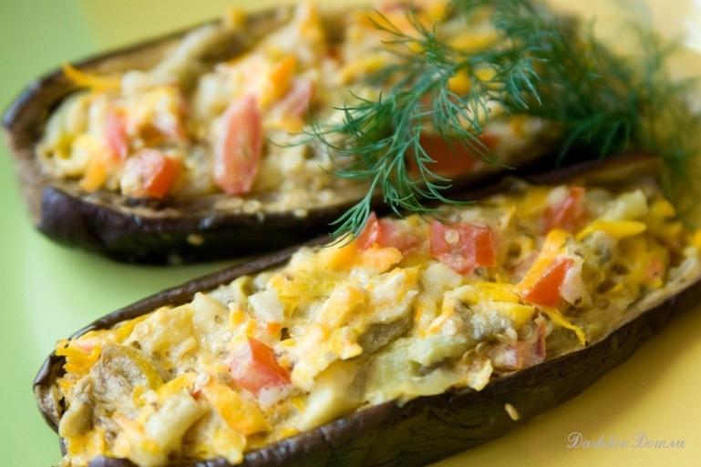 Рецепты для кабачков и баклажанов