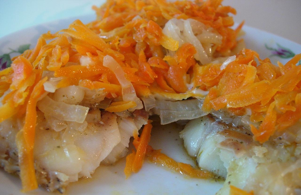 Как сделать рыбу под маринадом в духовке