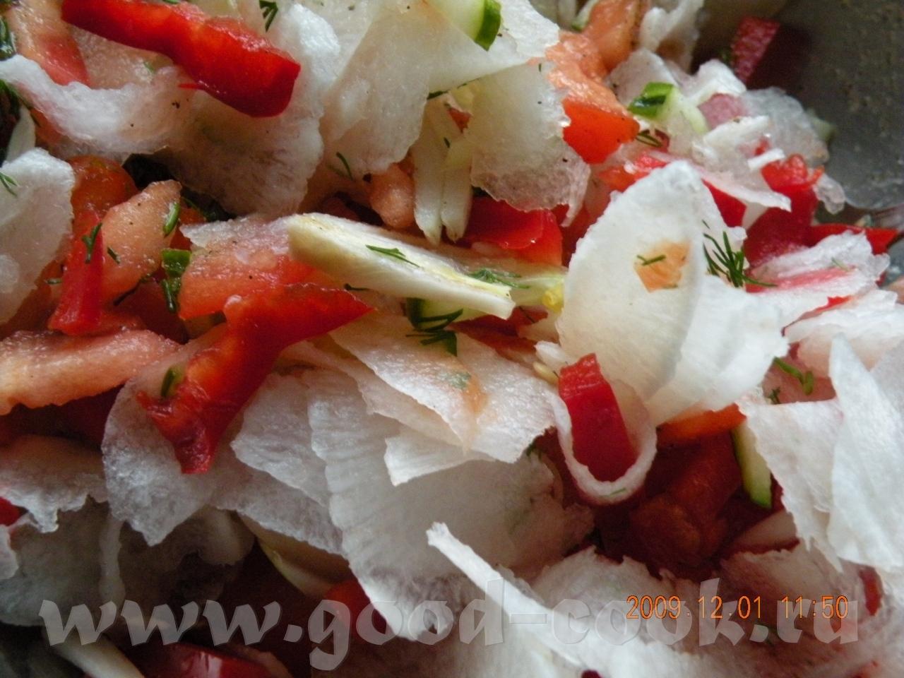 Салат морской рецепт с очень