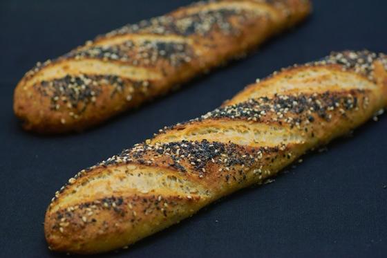Лена, красовое фото хлеба - 2