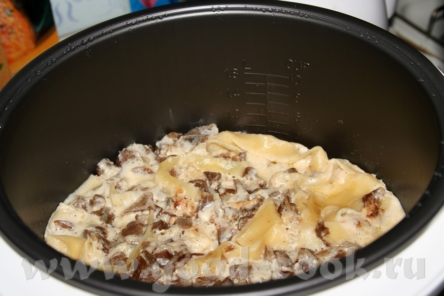 Рецепты в мультиварке свинина с макаронами