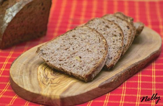 Так и назвала, как мой муж его оценил: самый вкусный хлеб - 3