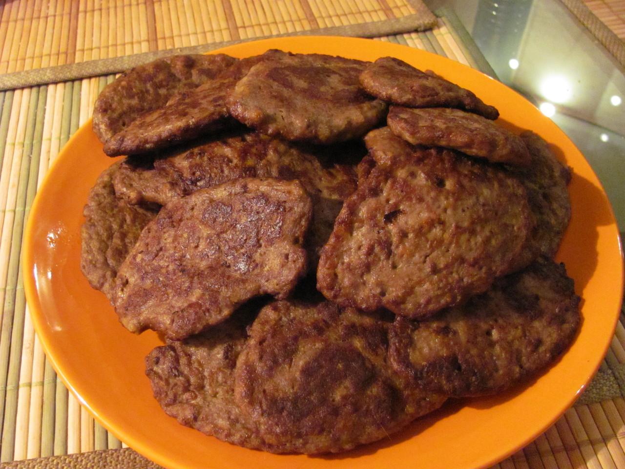 Что приготовить из вареной печени свиной рецепт