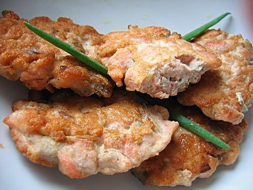 Рубленные рыбные котлеты рецепт с фото пошагово